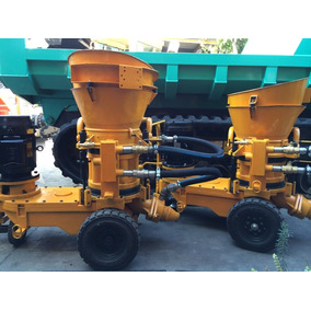 Lanzadora De Concreto Aliva 260 250 Electrica Seminueva