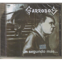 Garrobos - Un Segundo Mas. ( Punk Hardcore Mexicano) Cd Rock