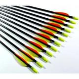 Fibra De Vidrio Target Practice Flechas De 30