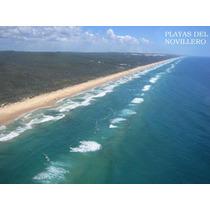Riviera Nayarit Playa El Novillero Terreno De 54 Hectareas