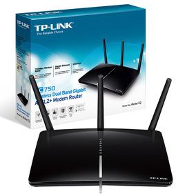 Modem Router Wifi Tp-link Archer D2 Adsl2 5 Ghz Envio 2