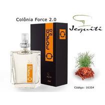 Jequiti Colônia Masculina Force 2.0 25ml (16354)
