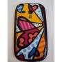 Capa Celular Samsung Galaxy S3 Emborrachado Romero Brito