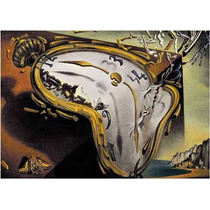 Rompecabezas Salvador Dalí Reloj Flexible 1000 Pzas