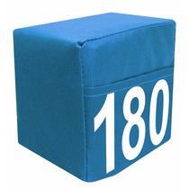 Numerador Prisma Para Estacionamento - Cubo Pequeno