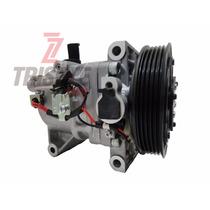 Compressor Fiat Strada- Fire 1.0 E 1.4 Calsonic 2004 Diante