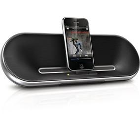 Cornetas Philips Base Dock Para Ipod Iphone Y Mp3 +bajo Dbb