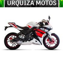 Moto Pistera Gilera Vc 200r 200 R 0km Rz Rs Urquiza Motos