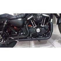 Escapamento Esport Rider Para Harley 883 Completo