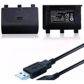 Bateria Para Controle Do Xbox One - Carrega P Usb