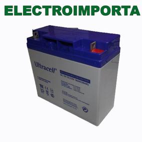 Batería 12v 18 Amp - Ideal Paneles Solares - Electroimporta
