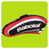 Bolso Raquetero Babolat Team Line X3 Raquetas Tenis Local