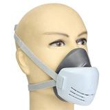 Mascara Contra Gás Fumaça Ant Poeira Respirador Segurança Pi