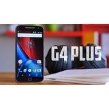 Moto G4 Plus Sensor Huella 32gb+ Garantia + Factura+ Regalos