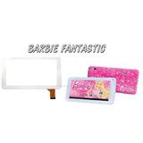 Tela Vidro Touch Tablet Candide Barbie Fantastic Pad 7 Pol