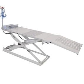 Elevador Pneumático Para Motos Até 250kg - Galmar/ Tecnofusi