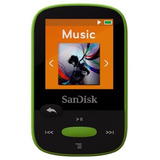 Reproductor Mp3 Sandisk Clip Sport 8gb Verde