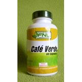Cafe Verde En Capsulas Quemador De Grasa