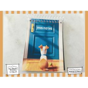 10 Anotadores Personalizado Event 40 Hojas Souvenir Mascotas
