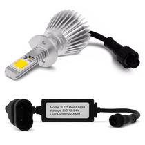Kit Lampada Super Xenon Led Headlight H4 6000k 12v 24v 32w