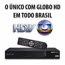 Receptor Elsys Satmax Digital Com Globo Hd