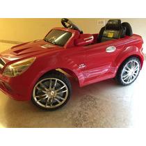 Carro Electrico Para Niños Mercedes Benz
