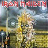 Iron Maiden Iron Maiden Vinilo Nuevo Y Sellado