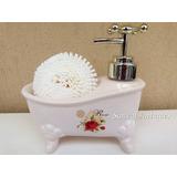 Dispenser Dosificador Jabón Baño Detergente Cocina Vintage