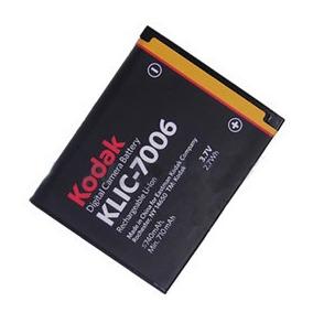Bateria Para Câmera Digital Kodak Klic-7006