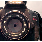 Adaptador Lentes M42 A Canon Eos