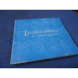 Cd Legião Urbana - A Tempestade (capa Livreto Muito Raro)