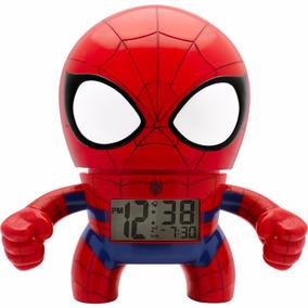 Bulb Botz De Lego Marvel Spiderman Despertado 19cm Diego Vez