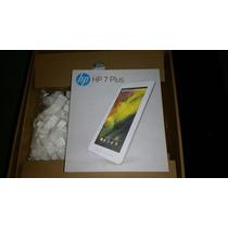 Tablet Hp 7 Nueva En Caja Cerrada Original Mod 1301 Android