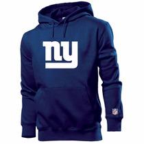 Blusa Moleton New York Giants Nfl - Mega Promoção