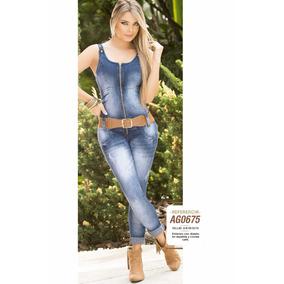 Enterizo Y/o Overol Para Mujer Moda By Asisea