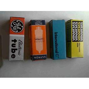 Bulbos Antiguos Para Reparacion De Amplificadores,radios,te