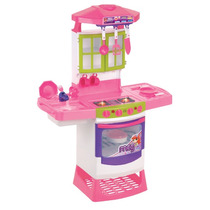 Cozinha Magica Super Magic Toys + Bebe Conforto Baby Alive