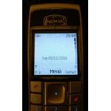 Nokia 6230 - Liberado Para Todas Las Compañias Y Estuche