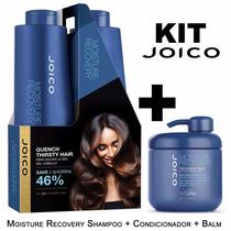 Kit Joico Recovery - Shampoo + Condicionador 1l + Balm 500ml