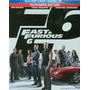 Blu-ray Fast And Furious 6 / Rapido Y Furioso 6 / Steelbook
