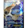 Carta Pokemon Blastoise Ex Full Art X Y Inglês