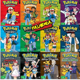 Pokemon Serie Todas Dvd Coleccion Oferta Original Regalada