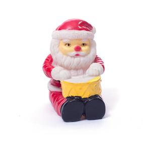 Juguete De Goma Para Perros Tipo Santa Claus +kota