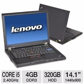 Notebook I5 Lenovo T420 8 Gb Ram Hd 320 Gb Lindo Perfeito