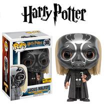 Funko Pop! Lucius Malfoy Máscara Comensal Da Morte Hot Topic