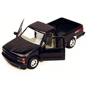 Motormax 1992 Chevy Pick-up 454ss 1/24 Escala Diecast Model