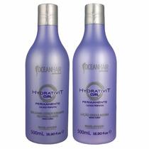 Permanente Relaxamente Afro Wave Curly Hydrativit Ocean Hair