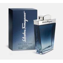 Perfume Subtil Pour Homme By Salvatore Ferragamo 100ml Edt
