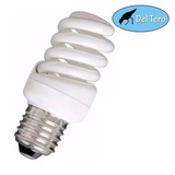Lámpara Bajo Consumo 20 Watts, Clase A, 80 % Ahorro Energía