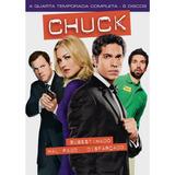 Chuck - 4ª Temporada Completa